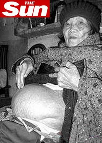 embarazada 60 años