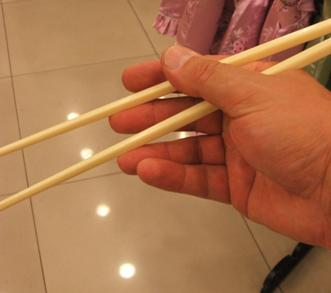 Palillos chinos
